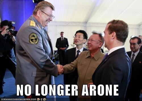 Dmitry Medvedev Kim Jong-Il political pictures - 5166536192