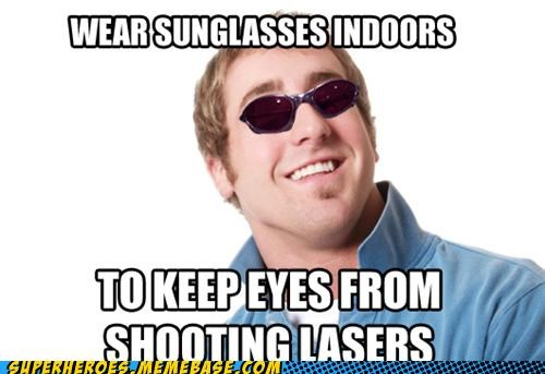 cyclops glasses lasers shooting Super-Lols - 5166691584