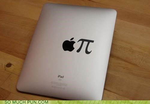 apple apple pie double meaning Hall of Fame ipad literalism logo pi pie symbol symbols - 5166970880