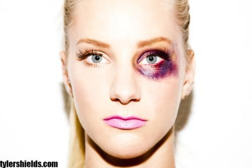 Follow Up,glee,heather morris,tyler shields