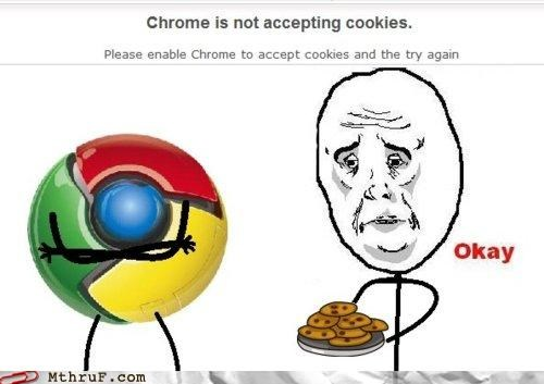 browser chrome cookies internet meme - 5167658752