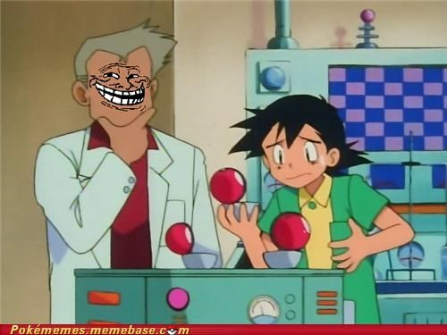 anime ash pikachu professor oak starters troll tv-movies - 5167792640