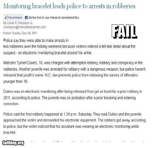 failboat g rated Probably bad News stupid criminals - 5167900416