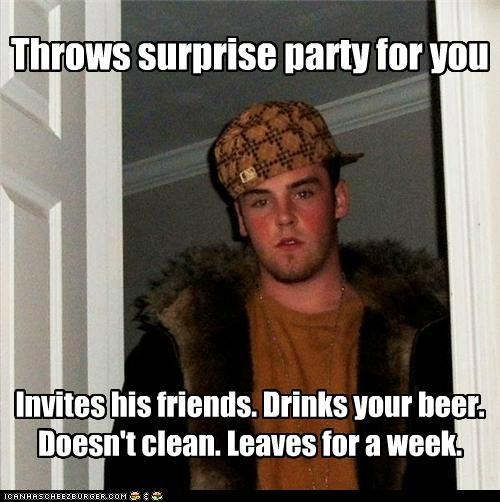 Surprise Party Meme