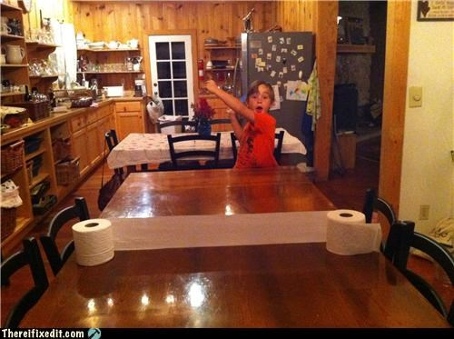 dual use ping pong table toilet paper - 5168892928