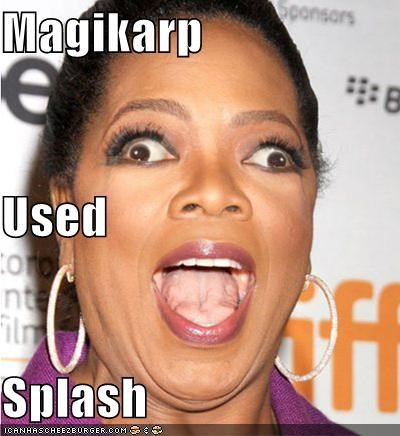 best of week celeb Celebriderp magikarp oprah splash - 5169046016
