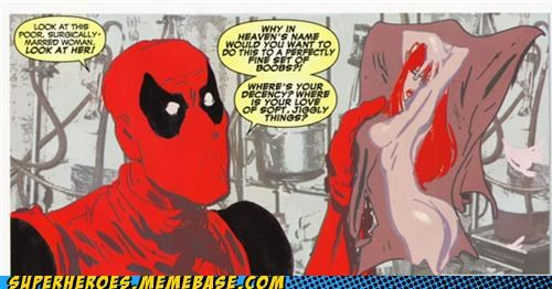 all natural deadpool lady bags Straight off the Page - 5170373120