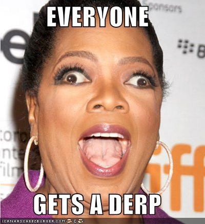 celeb derp funny Hall of Fame oprah Oprah Winfrey - 5171581696