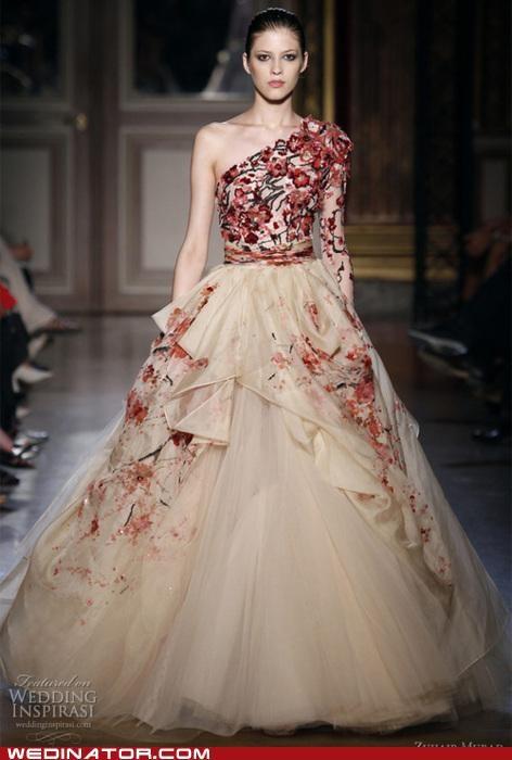 bridal couture bridal fashion funny wedding photos pretty or not wedding dress - 5172398080