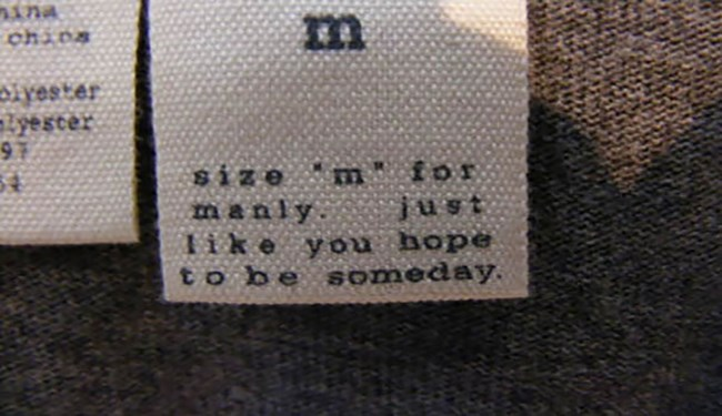 clothing tags tags clothing funny - 5172485