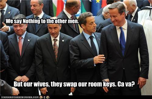 david cameron Nicolas Sarkozy political pictures - 5172845824