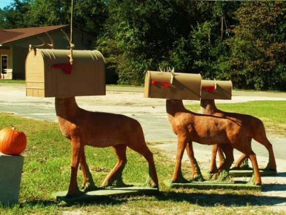 mailbox creative animals - 5174021