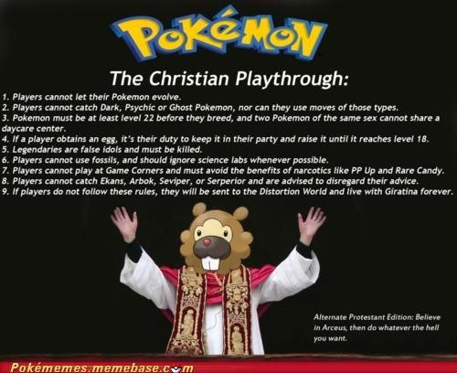 arceus best of week christian Memes pokesins sacrifice - 5174134528