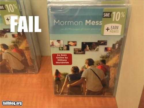 g rated,mormon,religion,sticker
