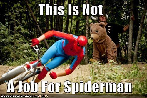 pedobear Spider-Man Super-Lols viking wtf - 5174412032