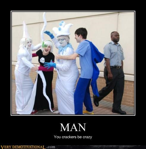 con cosplay idiots white people wtf - 5174447360