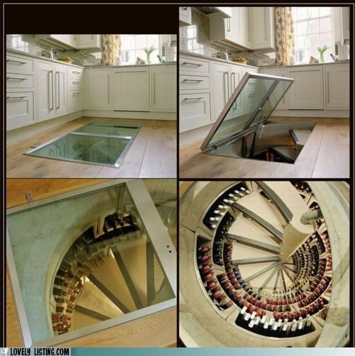 best of the week door glass hatch kitchen wine cellar - 5174656256