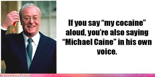 actor,celeb,funny,Hall of Fame,michael caine