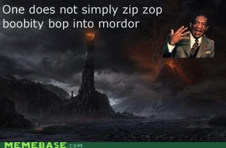 bill cosby,frodo,Lord of the Rings,Memes,mordor