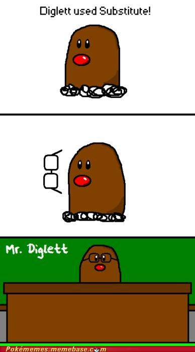 Diglett Wednesday: Acquires Choice Specs