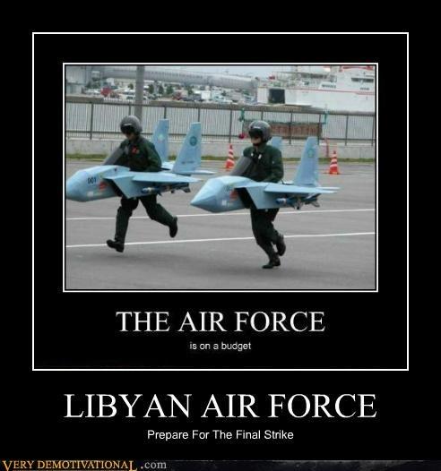 LIBYAN AIR FORCE Prepare For The Final Strike