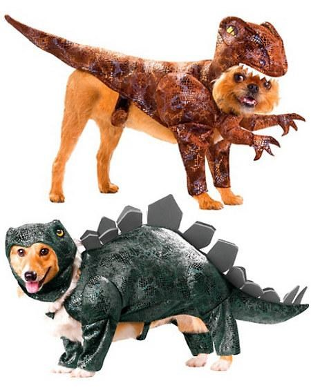 Canine Cosplay,dont-dress-your-dog-up,Pet Dinosaur