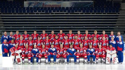 Breaking News KHL Lokomotiv Yaroslavl plane crash - 5177269760