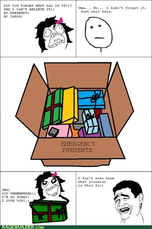 emergency presents Rage Comics women - 5177293568