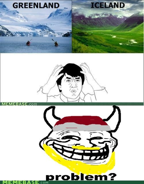erickson greenland Iceland leif troll face - 5177295360
