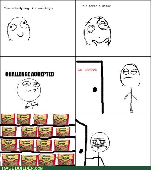 noodles Rage Comics ramen snack - 5177537024