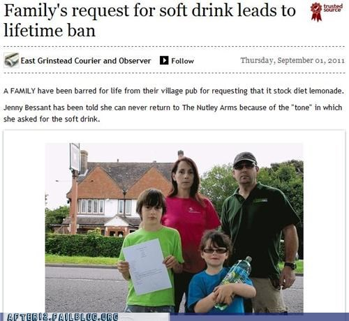 booze news gtfo hard drinks permaban pub soft drinks