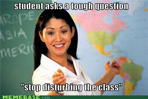 class disrupting school stupid Terrible Teacher tough - 5177678336