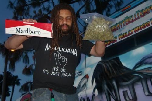 Everybody Needs A Hobby Legalize It NJWeedman Robert Edward Forchion Jr - 5178019584