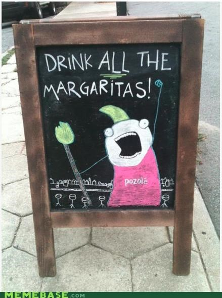 all the things drinks margarita wasted - 5178256896