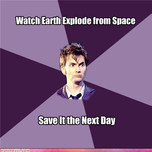 celeb David Tennant doctor who meme sci fi - 5178768640