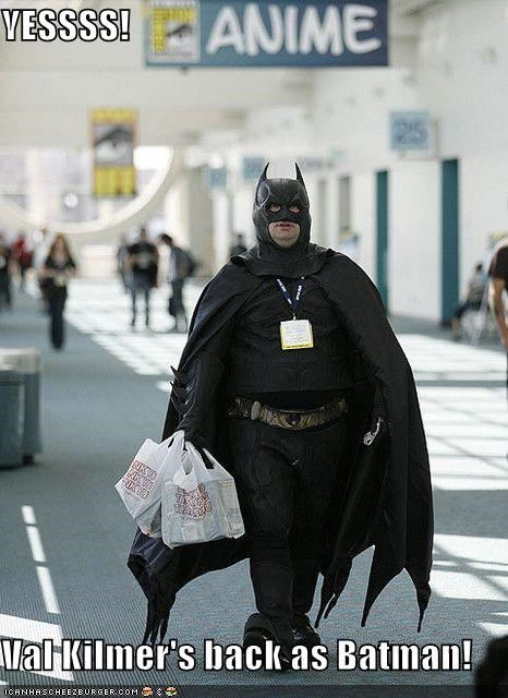 batman,fat,Super-Lols,val kilmer