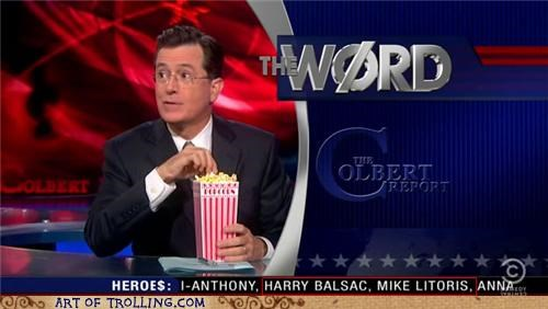 colbert report heroes that sounds naughty - 5179655680