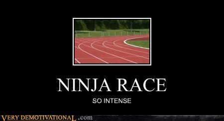 hilarious intense ninja race - 5180224768