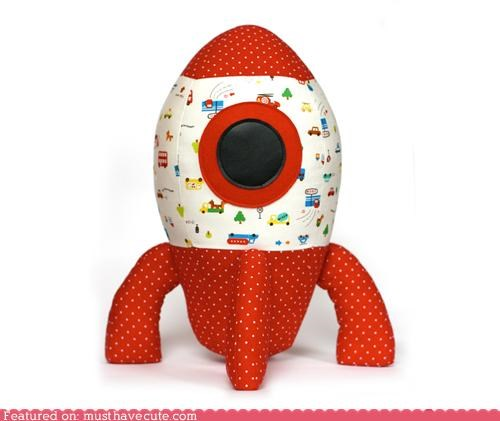 craft DIY pattern rocket sewing spaceship - 5180491264