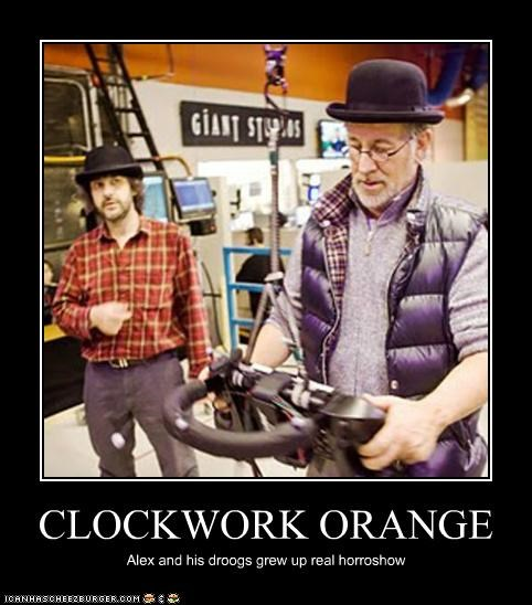 celeb demotivational director funny peter jackson steven spielberg