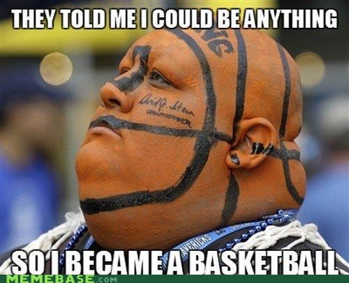 anything basketball bouncer face Memes paint - 5181413376