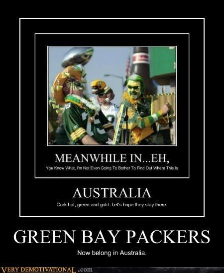 australia green bay hilarious Meanwhile - 5181469184
