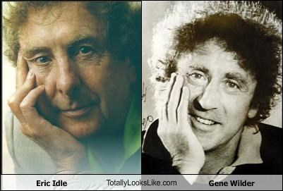 Eric Idle Totally Looks Like Gene Wilder