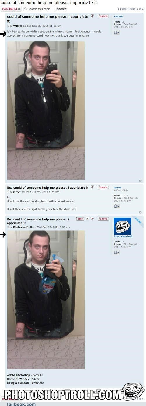 mirror shot,photoshop,trololo,win