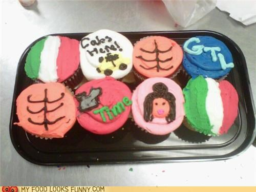 cupcakes,frosting,jersey shore