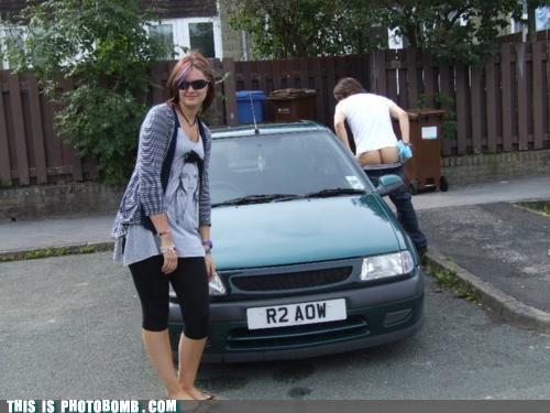 car mirror mooning Street Bomb sunday bunday - 5182340352