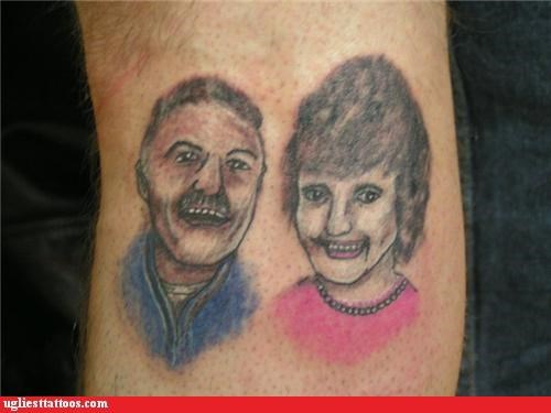 mustaches portraits - 5182475264