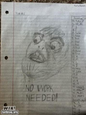 assignment doodle homework meme memes IRL school - 5183278592