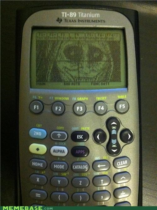 calculator graph IRL Memes oh no The Shadowlurker - 5183749376