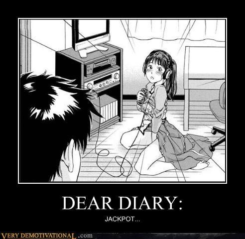 diary hilarious jackpot manga - 5183917568